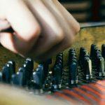 Klavierstimmen Stimmnägel Restauriert